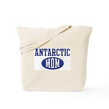 Antarctic mom Tote Bag