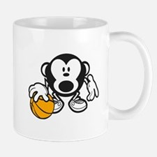Basketball Monkey Mugs