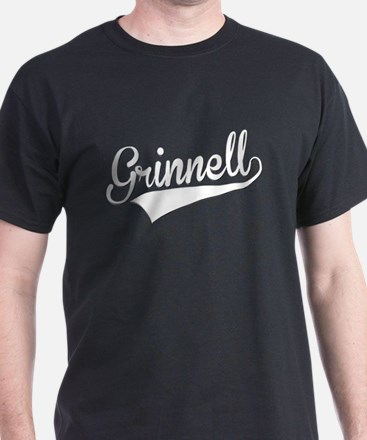 Grinnell, Retro, T-Shirt