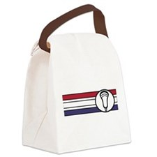 Lacrosse United 04 Canvas Lunch Bag