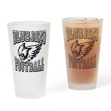 BLUEJAYS FOOTBALL Drinking Glass