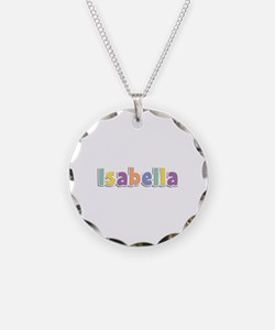 Isabella Spring14 Necklace Circle Charm