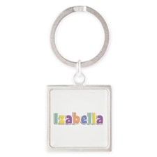 Izabella Spring14 Square Keychain