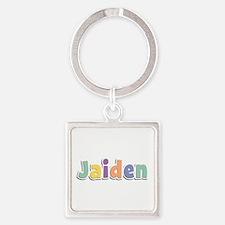 Jaiden Spring14 Square Keychain