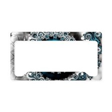 Cyclone License Plate Holder
