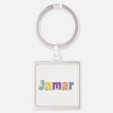 Jamar Spring14 Square Keychain