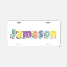 Jameson Spring14 Aluminum License Plate