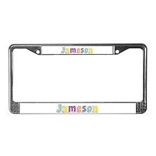 Jameson Spring14 License Plate Frame