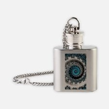 Cyclone Flask Necklace