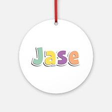 Jase Spring14 Round Ornament