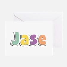 Jase Spring14 Greeting Card