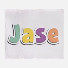 Jase Spring14 Throw Blanket