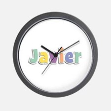 Javier Spring14 Wall Clock