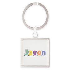 Javon Spring14 Square Keychain