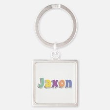 Jaxon Spring14 Square Keychain