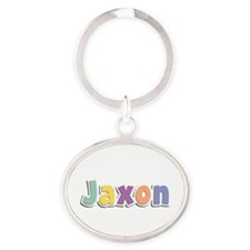 Jaxon Spring14 Oval Keychain