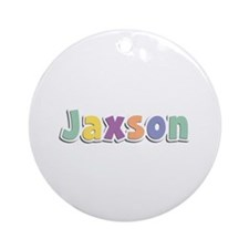 Jaxson Spring14 Round Ornament