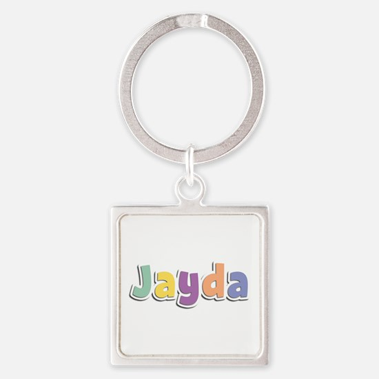 Jayda Spring14 Square Keychain