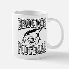 Broncos Football Mugs