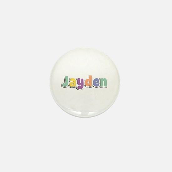 Jayden Spring14 Mini Button