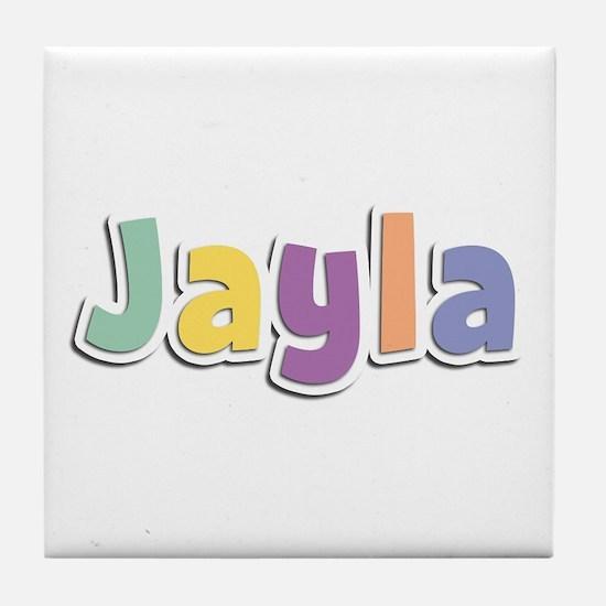 Jayla Spring14 Tile Coaster