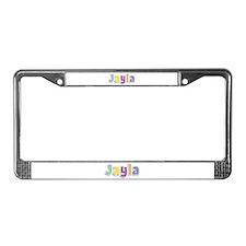 Jayla Spring14 License Plate Frame