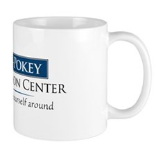 Hokey Pokey Rehab Small Mug