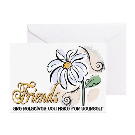 Friends... Greeting Cards (Pk of 10)