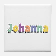 Johanna Spring14 Tile Coaster