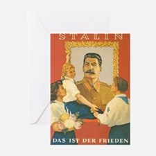 Stalin Greeting Cards (Pk of 10)