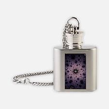 Net Flask Necklace