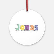 Jonas Spring14 Round Ornament