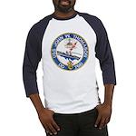 USS JOHN W. THOMASON Baseball Jersey