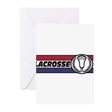 Lacrosse United 07 Greeting Cards (Pk of 10)