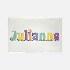 Julianne Spring14 Rectangle Magnet
