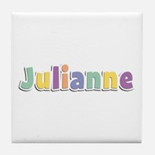 Julianne Spring14 Tile Coaster