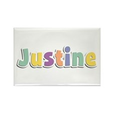 Justine Spring14 Rectangle Magnet