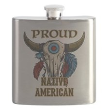 proud native american 1 Flask