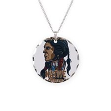 proud native american 3 Necklace