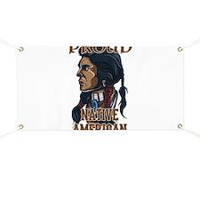 proud native american 3 Banner