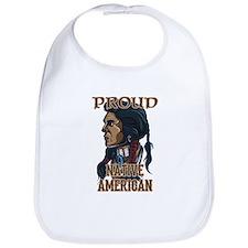 proud native american 3 Bib