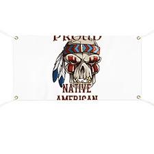 proud native american 4 Banner
