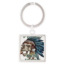 proud native american 5 Keychains