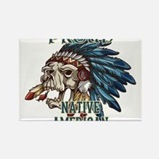 proud native american 5 Magnets