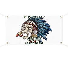 proud native american 5 Banner