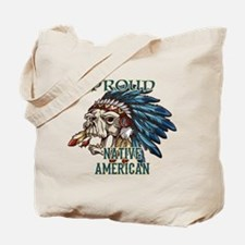 proud native american 5 Tote Bag