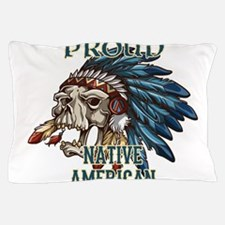 proud native american 5 Pillow Case