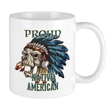 proud native american 5 Mugs