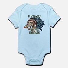 proud native american 5 Body Suit