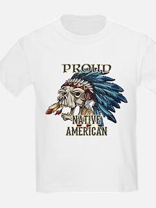 proud native american 5 T-Shirt